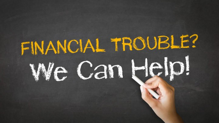 Financial Trouble We Can Help